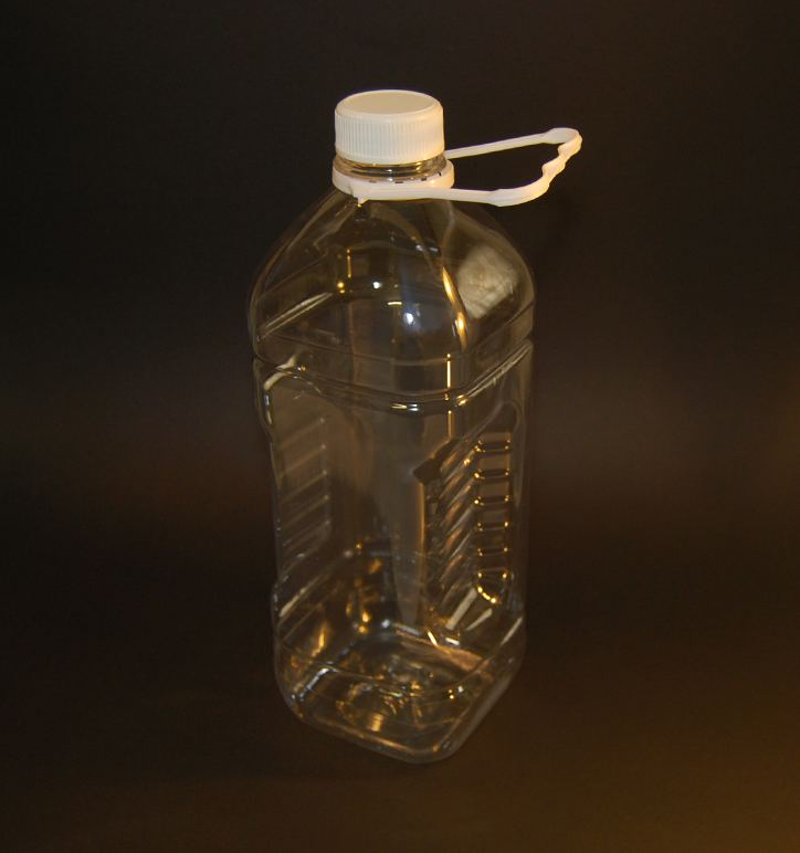 2L PET Bottle with Handle