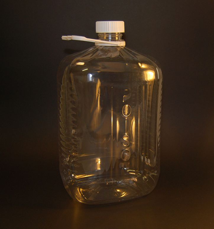 4L DGA PET Bottle