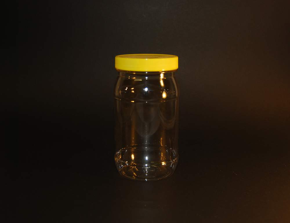 368ml Round PET Jar